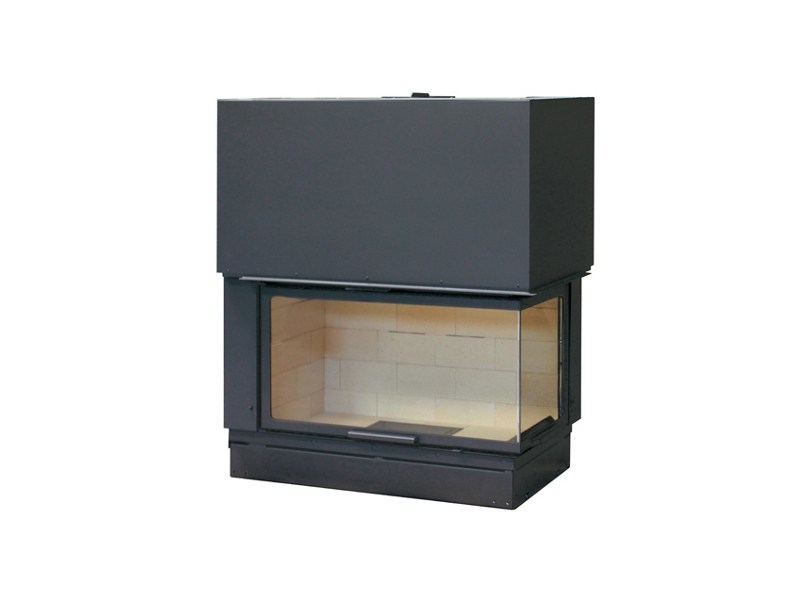 Corner Fireplace insert FH1200VLD - Axis
