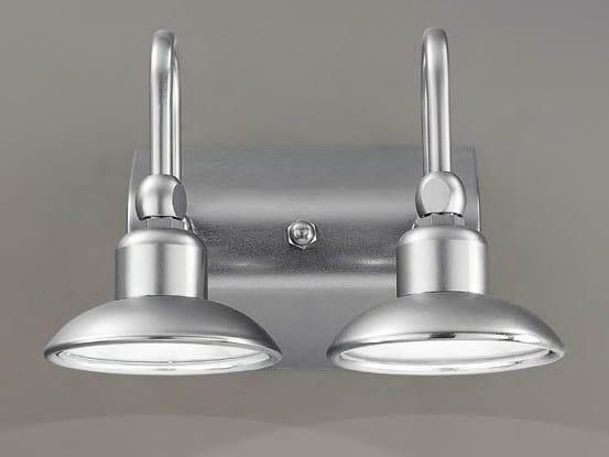 LED metal wall lamp FIAT BALILLA | Metal wall lamp by Aldo Bernardi
