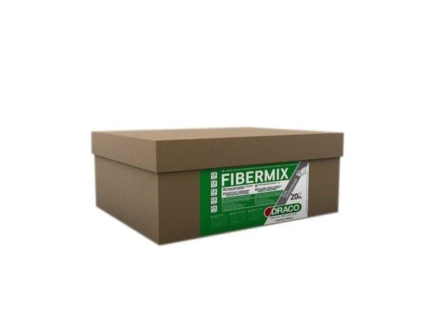 Reinforcing fibres FIBERMIX - DRACO ITALIANA