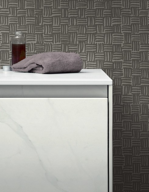 Carta da parati impermeabile per bagno fibra rexa design for Carta da parati impermeabile per bagno