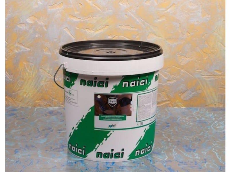 Liquid waterproofing membrane / Sheaths for foundation and earth retaining wall FIBRODARK - NAICI ITALIA