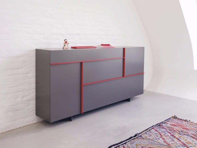 Sideboard with doors FIELDS - Schönbuch