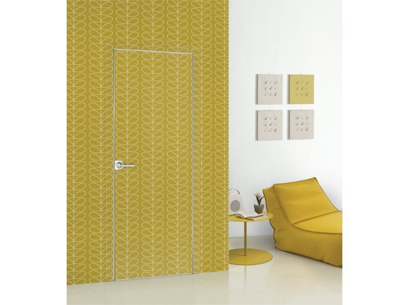 Hinged flush-fitting door FILO A FILO - FOR DECOR - PORTEK by LEGNOFORM