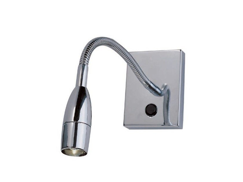LED metal reading lamp with swing arm FIND - Aromas del Campo