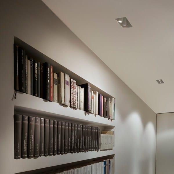 Faretto a LED a soffitto da incasso FIND ME  Faretto da incasso - FLOS