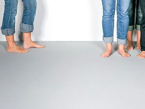 Needled flooring FINETT FEINWERK himmel und erde - FINDEISEN