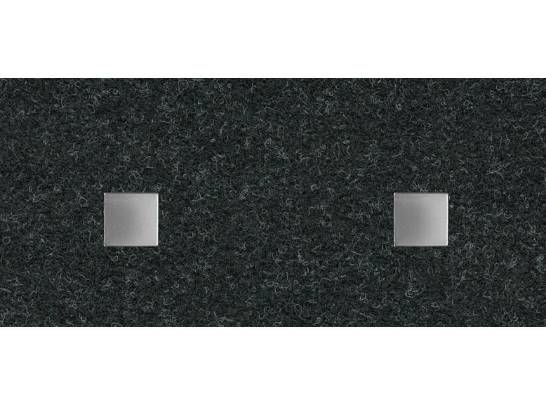 Needled flooring FINETT VISION metal - FINDEISEN