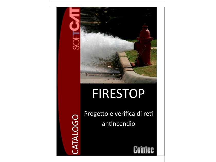 Fire-fighting system design FIRESTOP by COINTEC