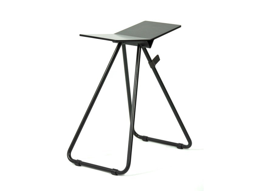 Sgabello in acciaio FL513 STOOL by Junction Fifteen