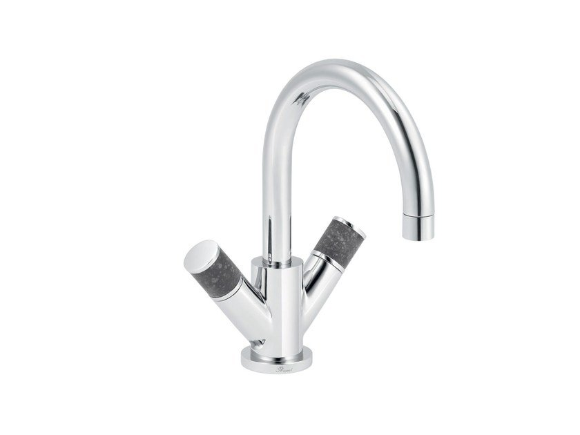 Countertop 1 hole washbasin mixer FLAMANT DOCKS | Washbasin mixer - rvb