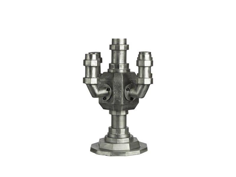Candeliere in alluminio FLARE STACK - Pols Potten