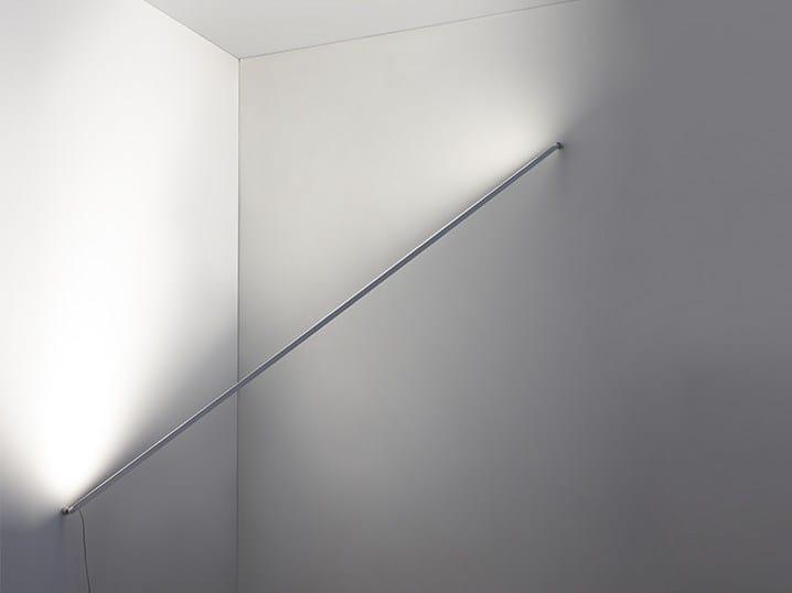 LED aluminium wall grazer FLASHIT - Artemide