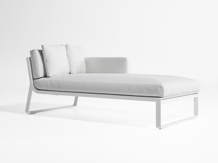 Modular sofa FLAT 2 by GANDIA BLASCO