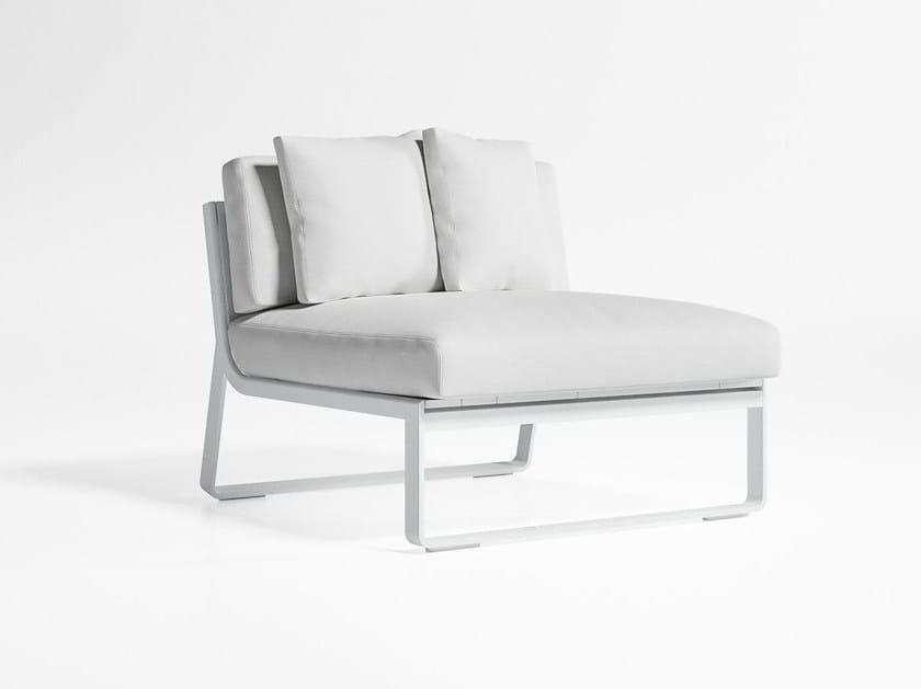 Modular sofa FLAT 3 - GANDIA BLASCO