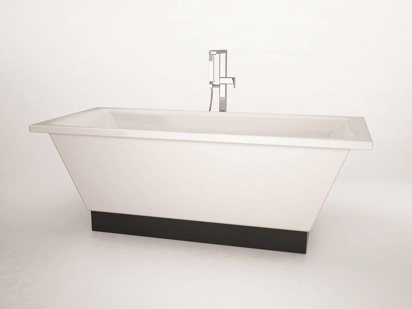 Bathtub FLAT | Ceramic bathtub by Hidra Ceramica