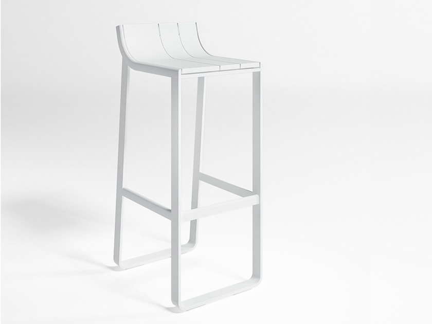 High garden stool FLAT   Garden stool by GANDIA BLASCO