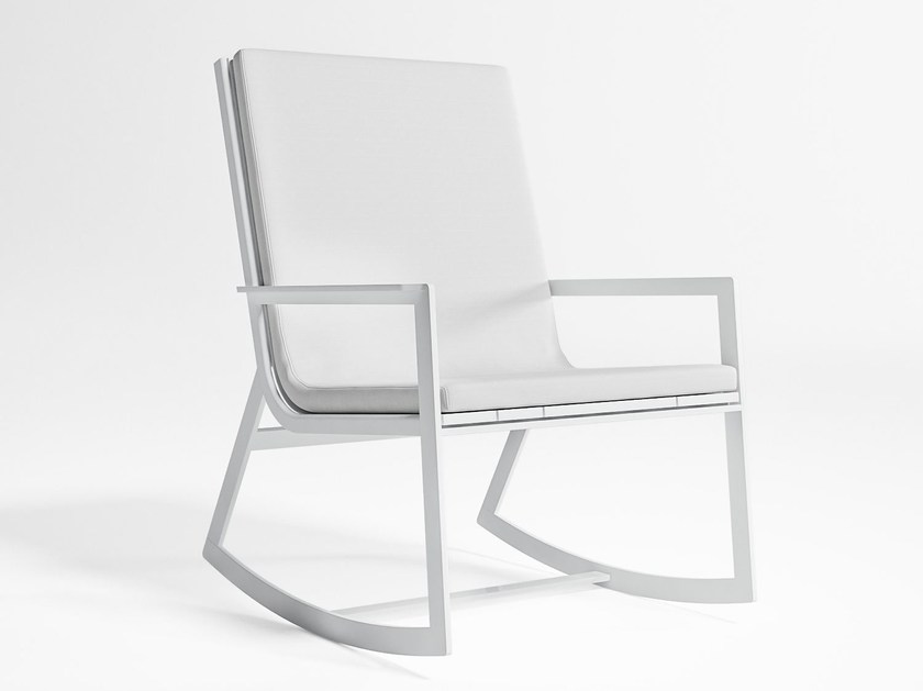 Rocking chair FLAT | Rocking chair - GANDIA BLASCO