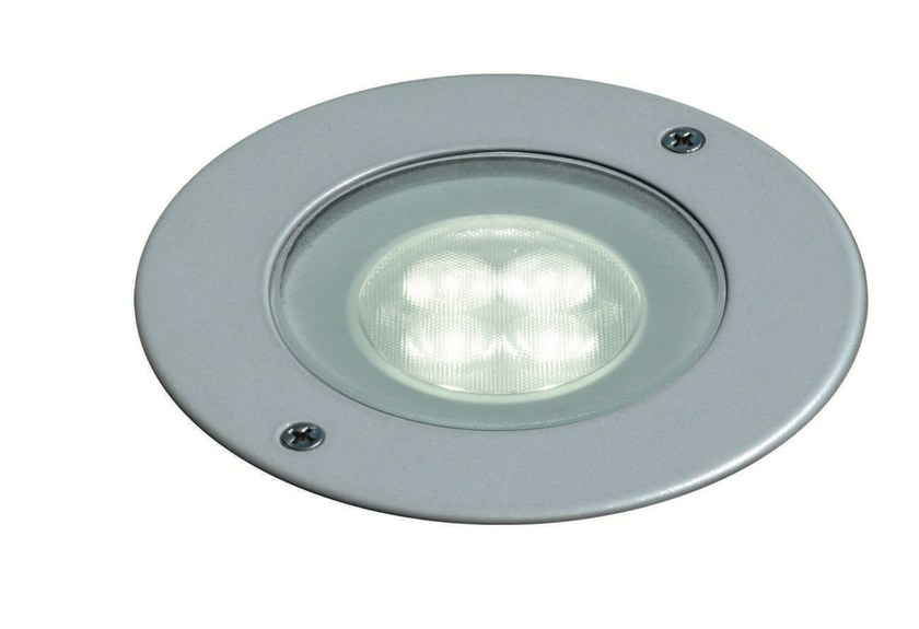 LED walkover light die cast aluminium steplight FLEX F.1021 by Francesconi & C.