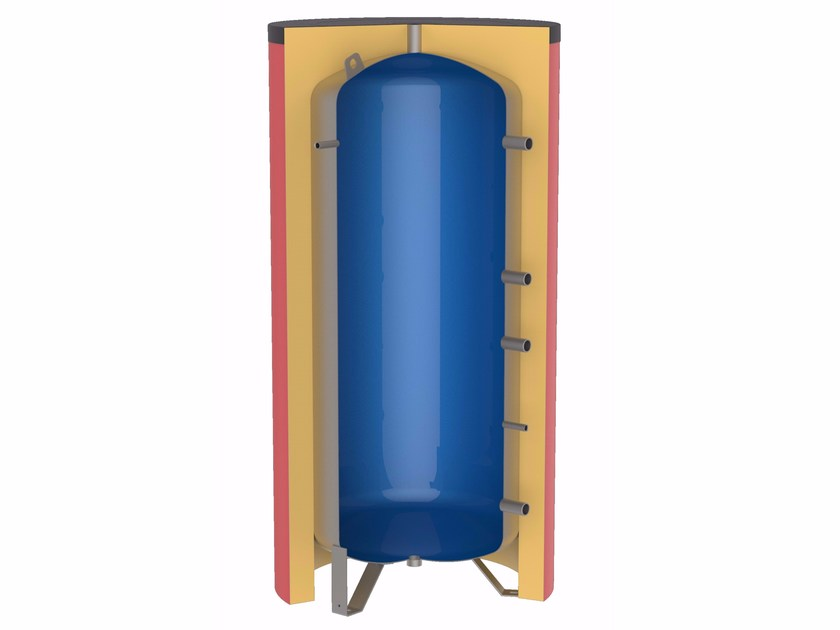 Inertial tank for domestic hot water FLEXY BLUE - Fiorini Industries