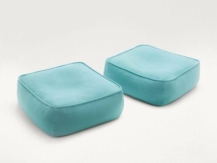 Garden pouf FLOAT | Garden pouf by Paola Lenti