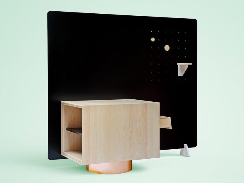 Aluminium room divider FLOAT | Room divider - Miras