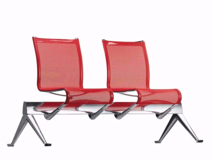 Training chair on beam FLOATINGFRAME - BA2 - Alias
