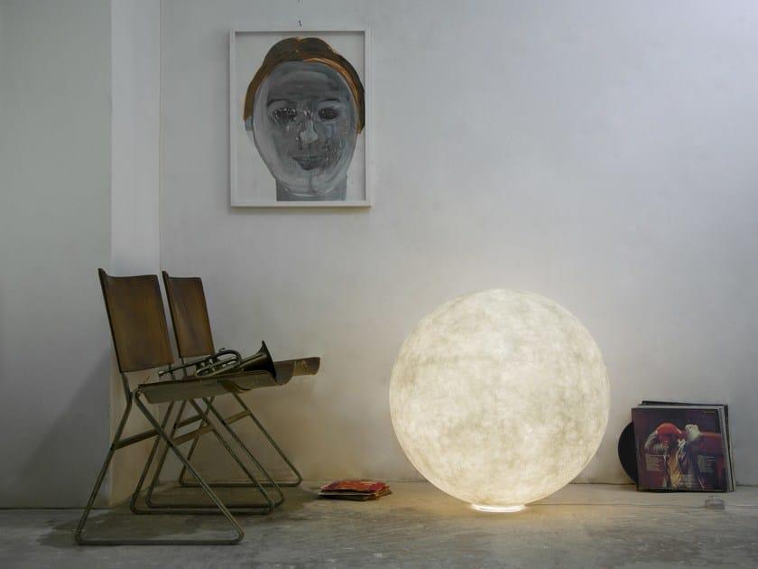 Nebulite® floor lamp FLOOR MOON by In-es.artdesign