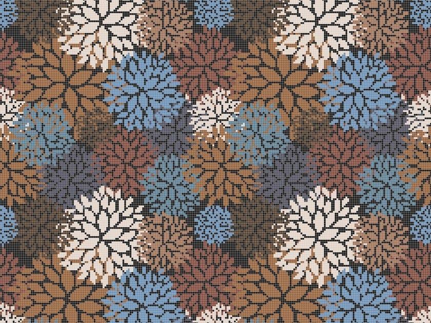 Glass mosaic FLORILÉGE - Mosaico+