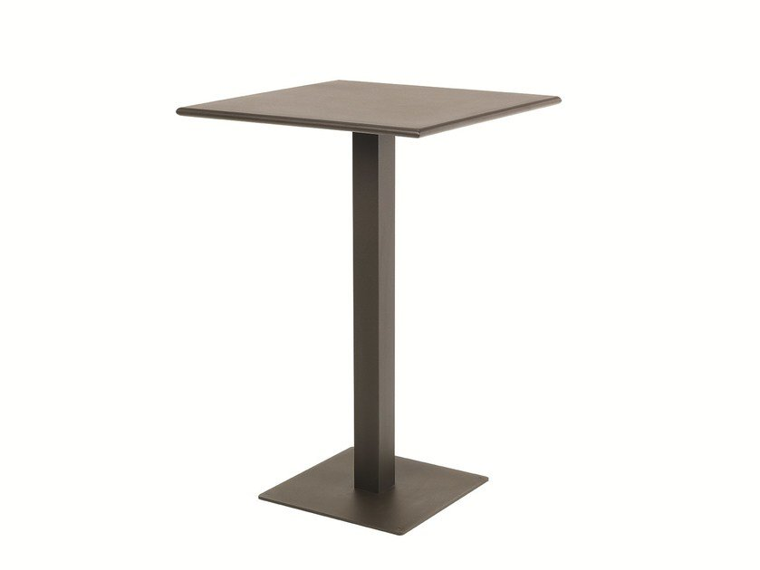 Metal high table FLOWER | High table by Ethimo