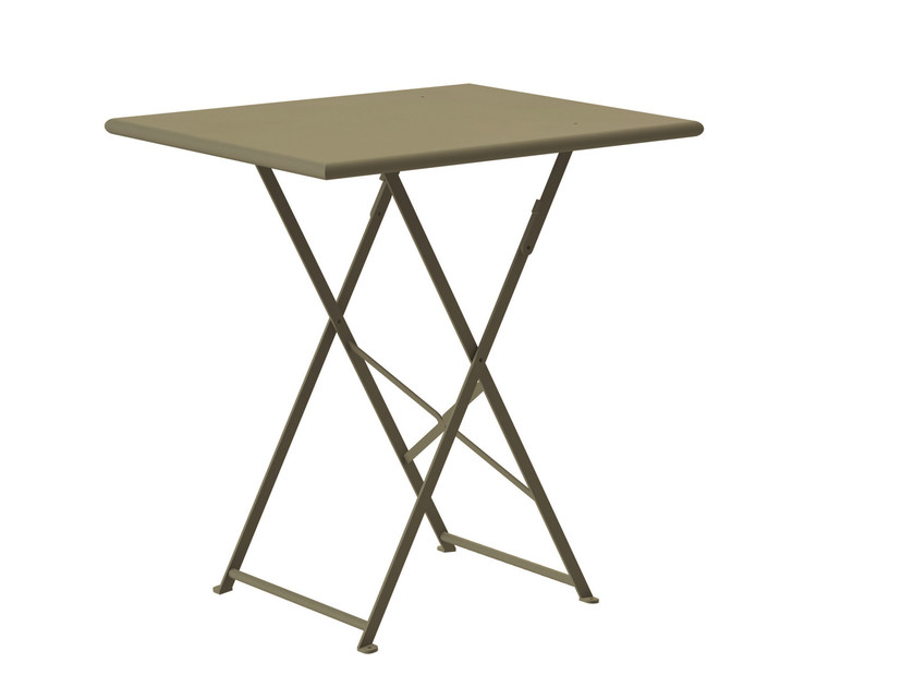 Folding rectangular garden table FLOWER | Folding table - Ethimo