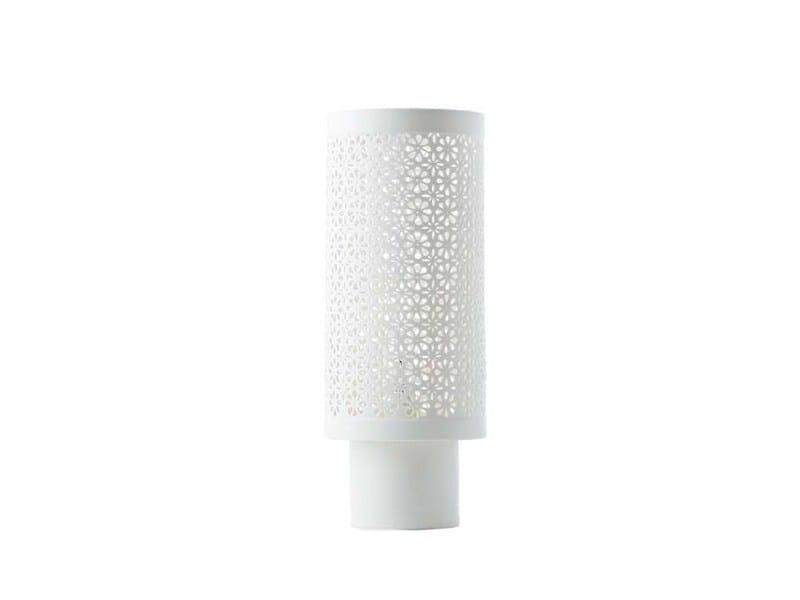 Porcelain table lamp FLOWERS - Pols Potten
