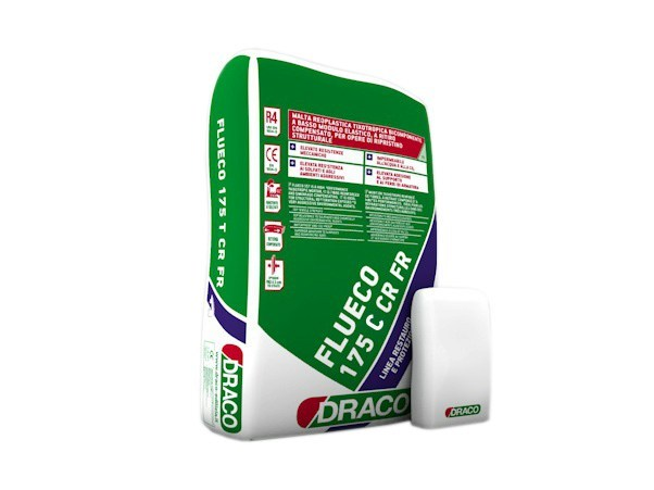 Fibre reinforced mortar FLUECO 175 C CR FR by DRACO ITALIANA