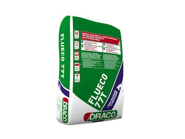 Cement grout FLUECO 77T by DRACO ITALIANA