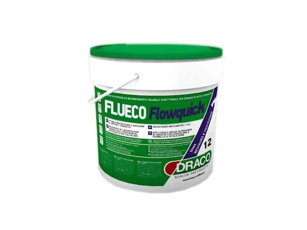 Fibre reinforced mortar FLUECO FLOWQUICK - DRACO ITALIANA