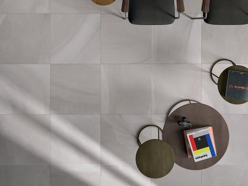 Porcelain stoneware wall/floor tiles FLUIDO by Ariana Ceramica