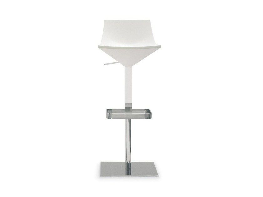 Stool with gas lift FLY - Calligaris