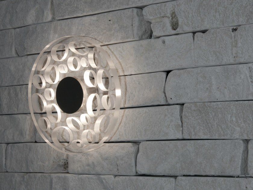 LED indirect light wall light FLY | Indirect light wall light - Brillamenti by Hi Project