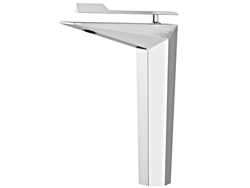Countertop brass washbasin mixer FLY | Countertop washbasin mixer - Gattoni Rubinetteria