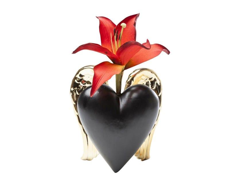 Vaso in ceramica FLYING HEART   Vaso - KARE-DESIGN