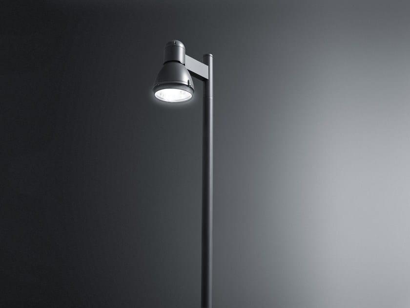 Metal halide LED aluminium street lamp FOCUS PALO by SIMES