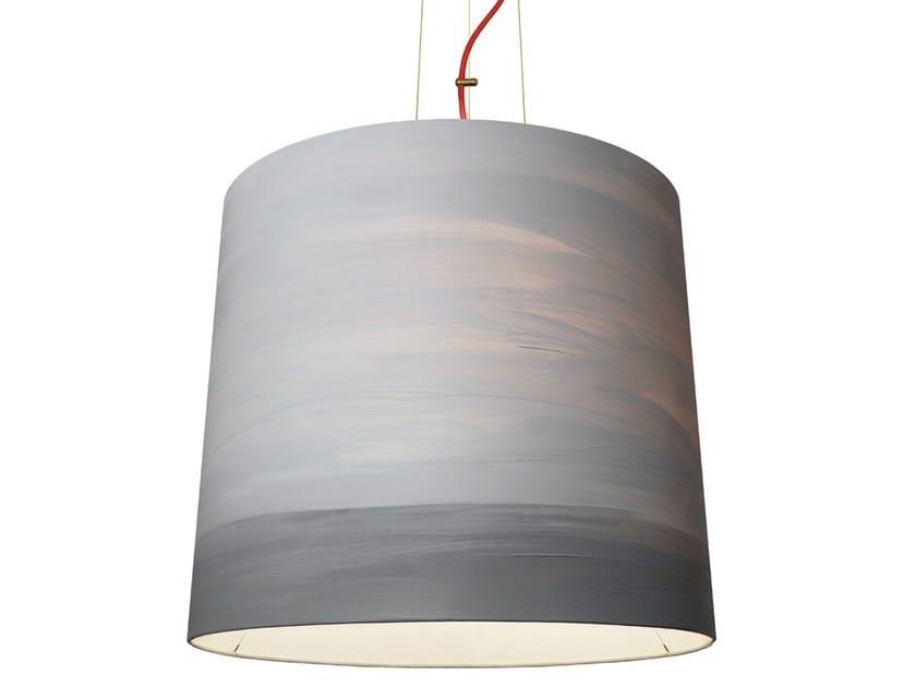 Handmade pendant lamp FOG EXTRA LARGE   Pendant lamp - Mammalampa