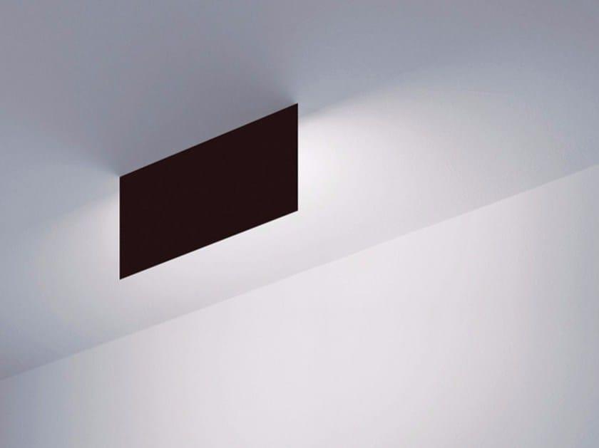 Metal ceiling lamp FOIL | Ceiling lamp - DAVIDE GROPPI