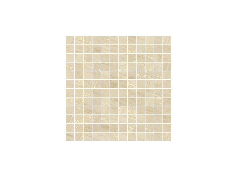 Porcelain stoneware mosaic AVORIO PREZIOSO | Mosaic - CERAMICHE BRENNERO