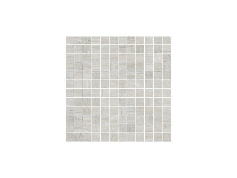 Porcelain stoneware mosaic GRIGIO SUPERIORE   Mosaic - CERAMICHE BRENNERO