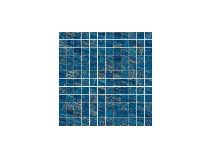 Porcelain stoneware mosaic BLU ENERGIA   Mosaic - CERAMICHE BRENNERO