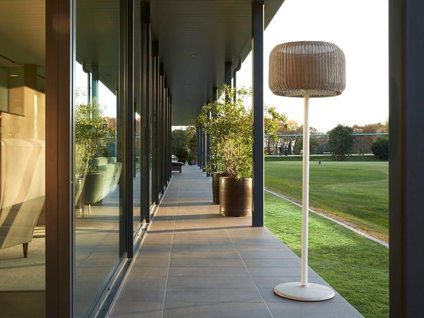 Polyethylene Floor lamp FORA | Floor lamp - BOVER Il. Luminació & Mobiliario