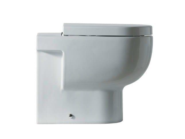 Ceramic toilet FORM | Toilet - Alice Ceramica