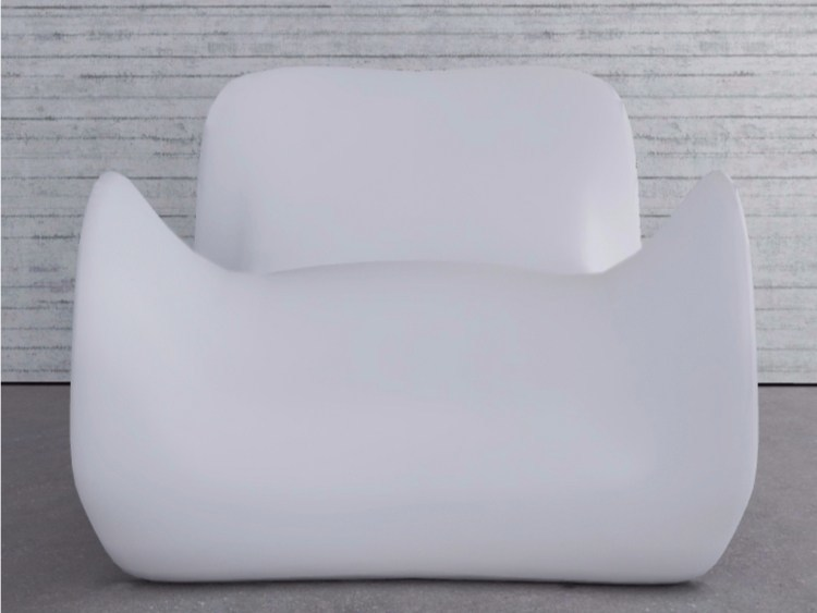 Adamantx® armchair FORMA by ZAD ITALY