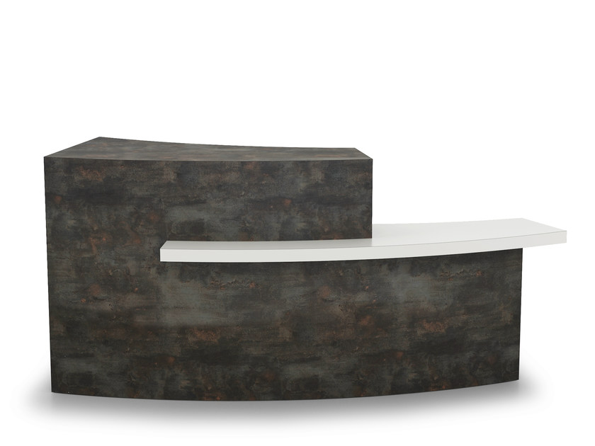 Reception desk FORME | Reception desk - De Rosso