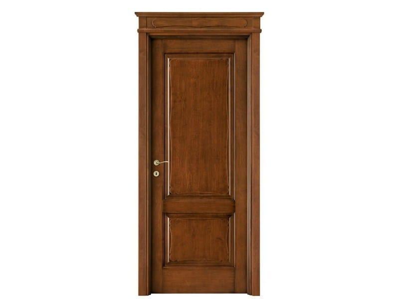 Porta in legno massello formelle legnoform - Porta in legno massello ...